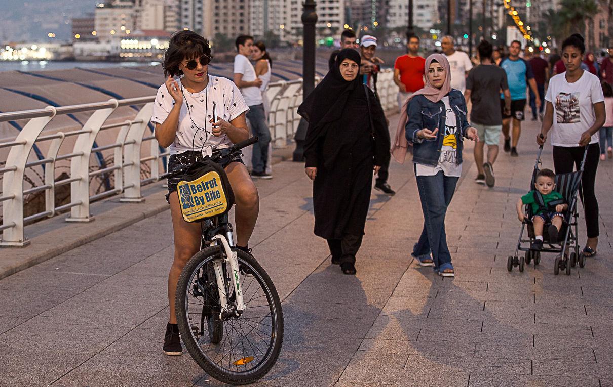Русский мир. Русские в Бейруте. Бахр.